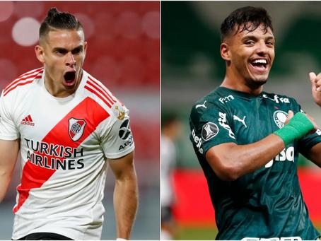 La serie ante Palmeiras, un desafío con connotación histórica para River