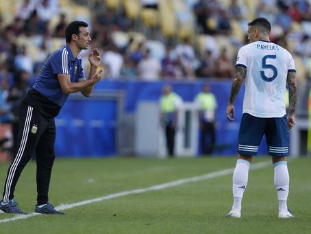 El promedio de posesión de pelota de la Argentina de Scaloni: ¿le gusta tenerla o atacar de contra?