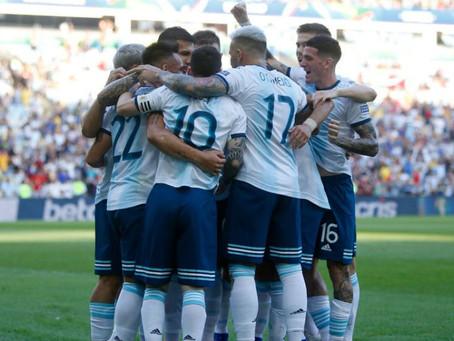 Copa América: otra chance para que Argentina salga campeón tras 27 años