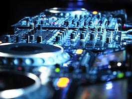 DJ Mischpult Mixer