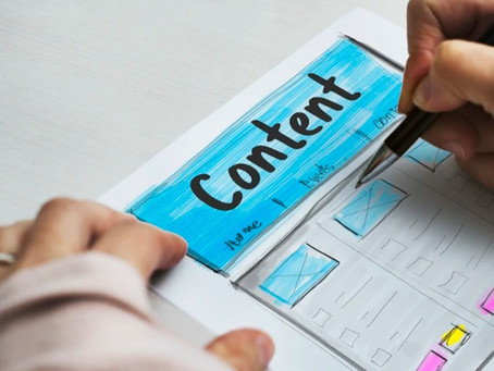 Web-Inhalte – den passenden Content finden