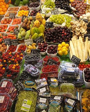 フルーツ&野菜市場