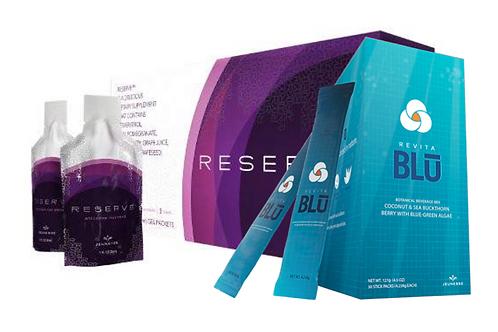 RESERVE&リバイタブルー2ヶ月対策パッケージ