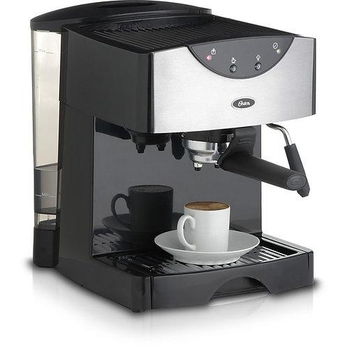 Cafetera eléctrica expresso y capuchino