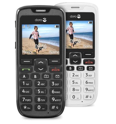 Teléfono celular con tarjeta