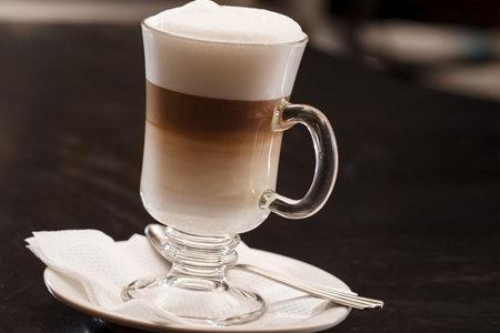 Vasos para café capuchino