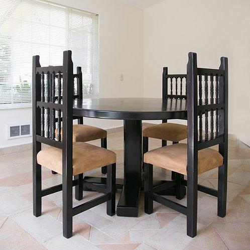 Mesa para antecomedor 160 cm x 80 cm
