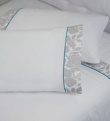 Almohada grande con funda