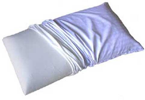Almohada mediana con funda