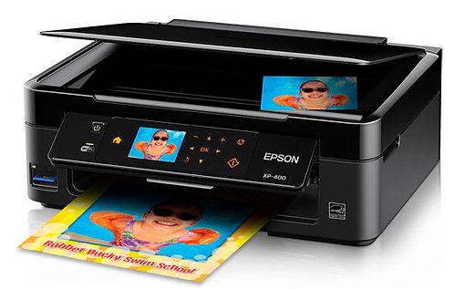 Impresora con escáner
