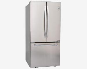 Refrigerador 530 dm3.  3 Puertas.