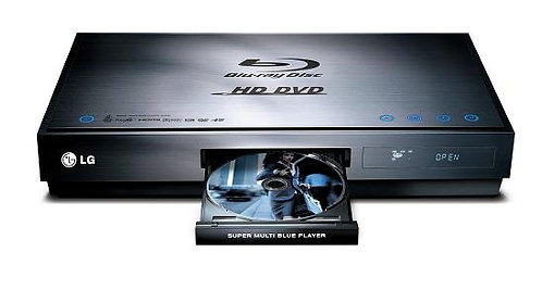 Video Reproductor Blue Ray