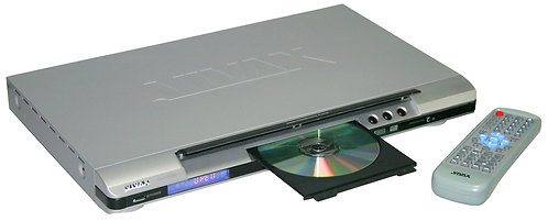 DVD multizona