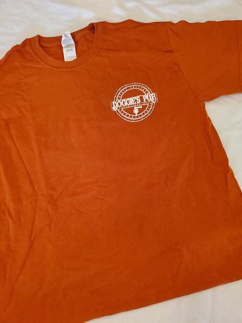 Orange Unisex Crewneck
