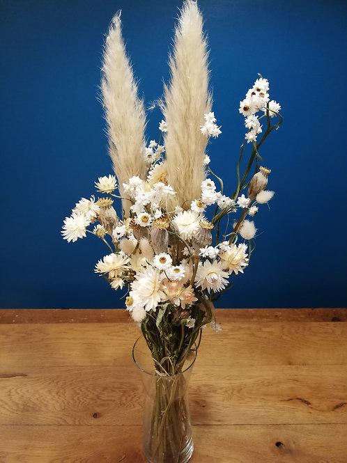 Bouquet Blanc  S,M ou L                   à partir de
