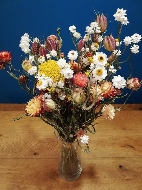 Bouquet Jaune S,M ou L    à partir de