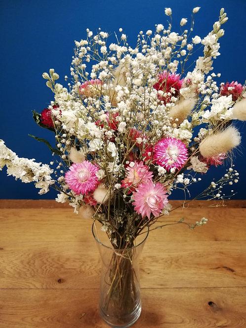 Bouquet Rose S,M ou L                                  à partir de