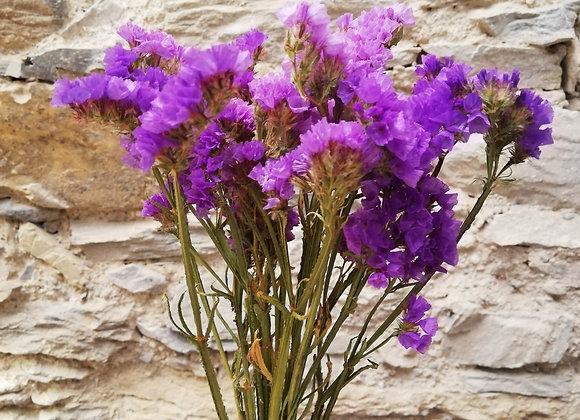 Mini bouquet Statice Violet