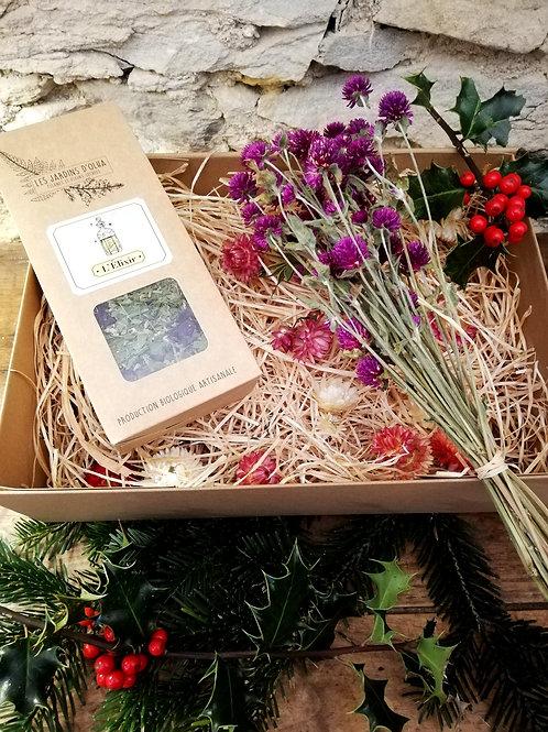 Coffret Tisane et Bouquet
