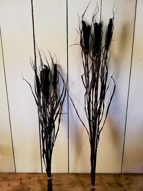 Millet purple 110 cm