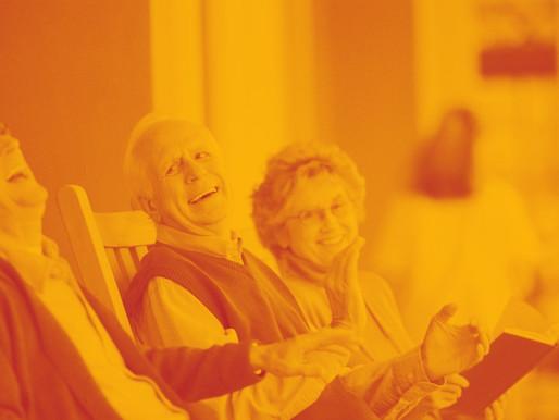 Le Figaro: Il faut repenser la place dévolue aux personnages âgées dans nos sociétés
