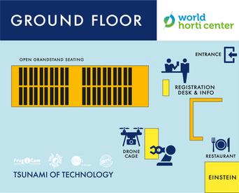 Ground Floor - World Horti Center