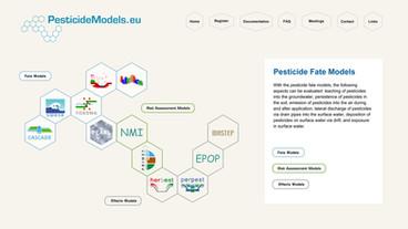 Pesticidemodels.eu