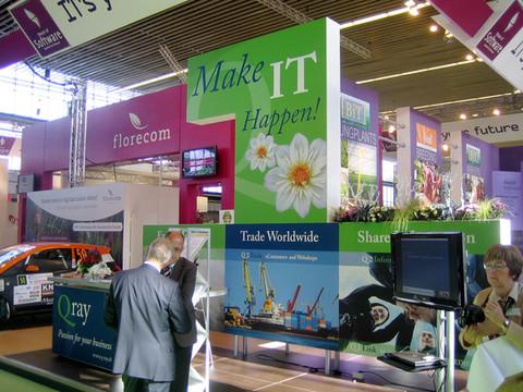 Beurstand Horti Fair Amsterdam