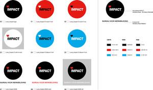 Logo, typografie en kleurgebruik