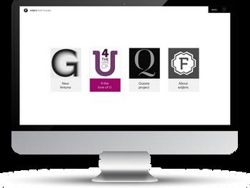 EXLJB Font Foundry