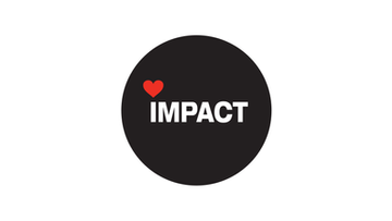 Love Impact (upgrade, typografie, uitwerking)