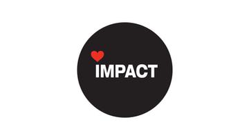 Love Impact (upgrade, typografie, uitwerking)