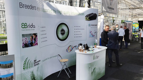 Agri Information Partners - Beurswand