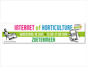 'Internet of Horticulture' - Tuinbouw Digitaal Community bijeenkomst 19 juni