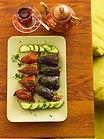 gefüllte_getrocknete_Peperoni+Auberginen