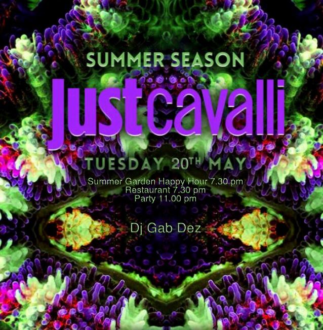Just Cavalli - 20.05.14