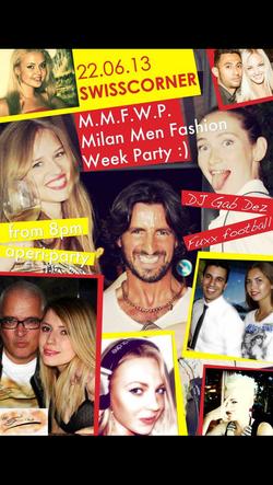 Fashion Week Party Milan