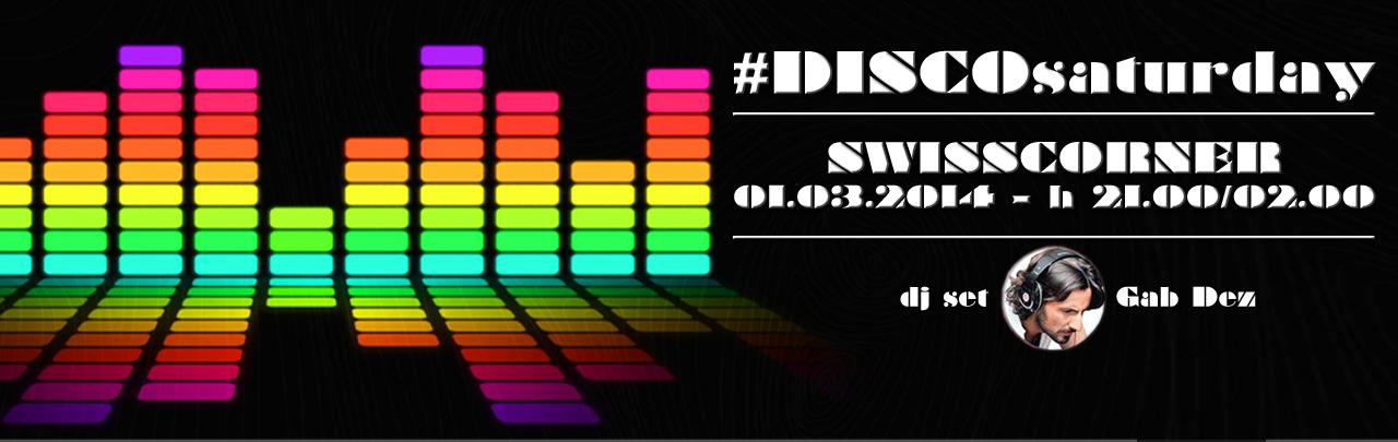#DiscoSaturday