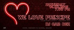 We Love Principe - 14.02.15