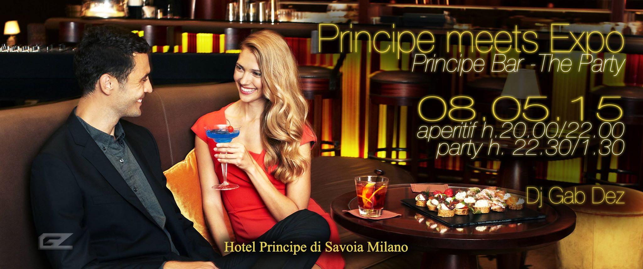 Principe Meets Expo.08.05.15