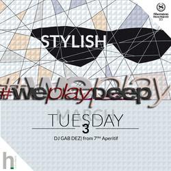 WeplayDeep host Fashion Week Closing