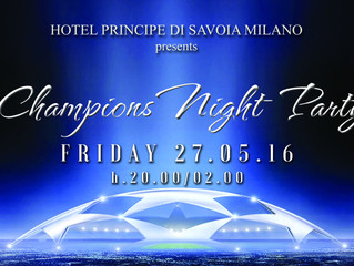 Champions Night Party