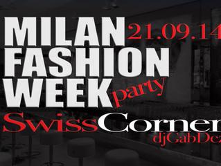 Milan Fashion Week Party
