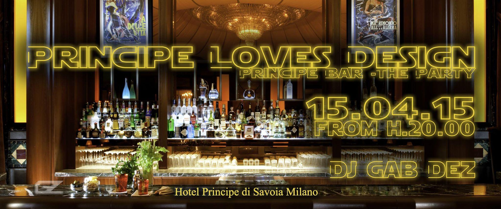 Principe Loves Design