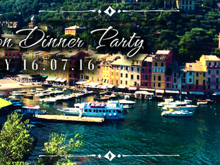 Le Carillon Portofino - Dinner Party