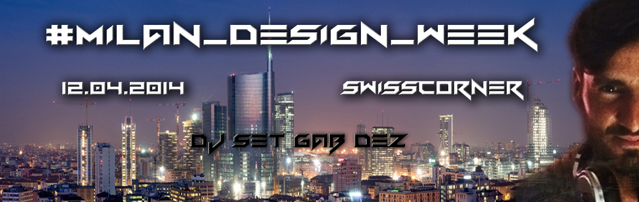 #Milan_Design_Week_party