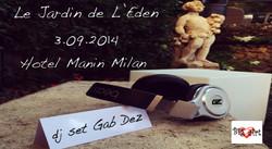 3.09.14 - Hotel Manin