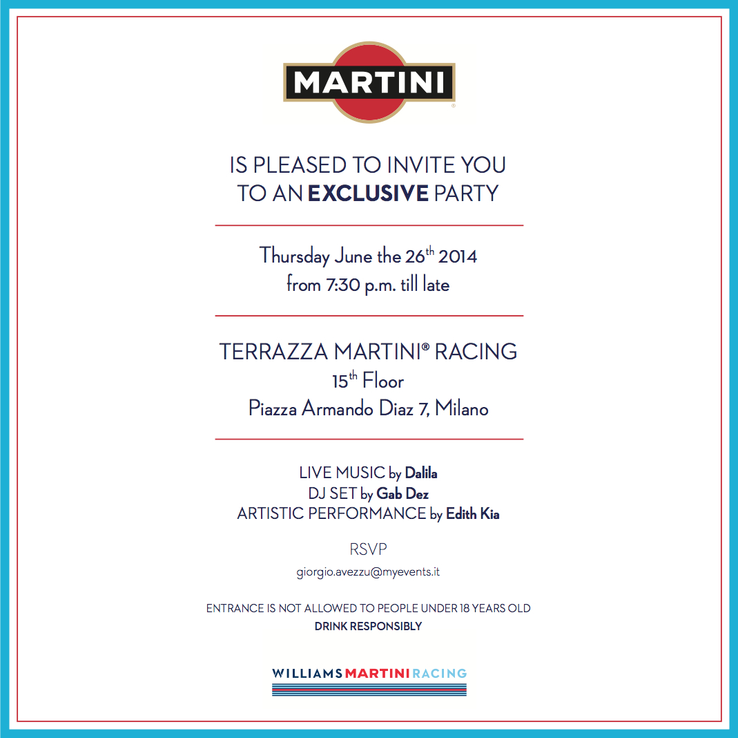 Martini's Terace