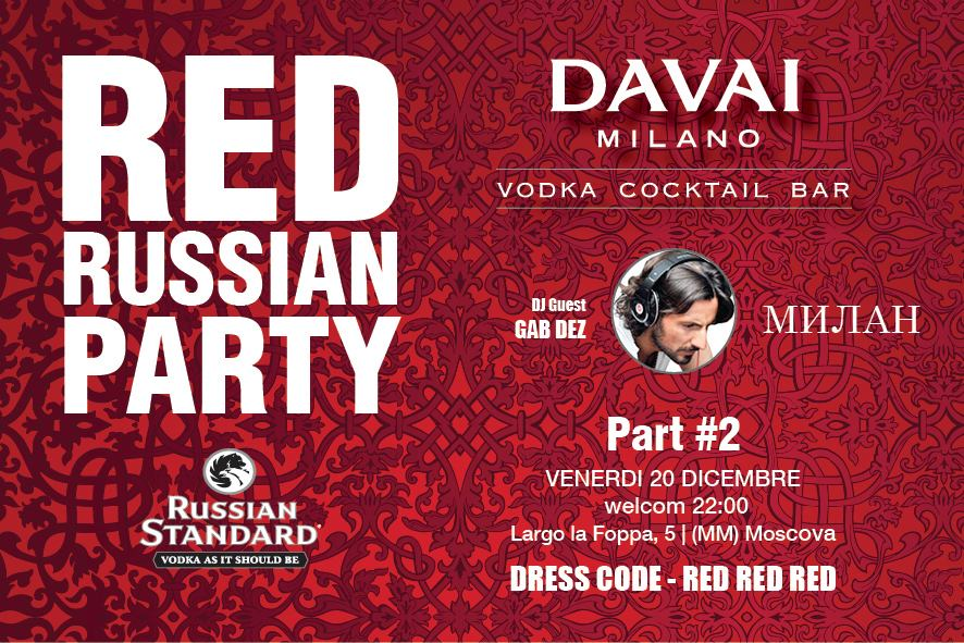 Red Russian Party