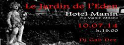 hotel Manin 10.07.14